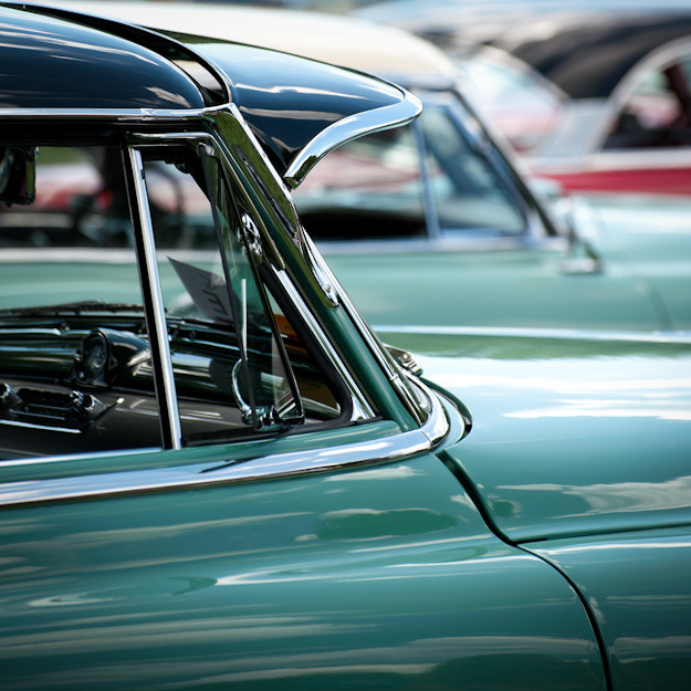 Oldies - Eyes on Design Car Show