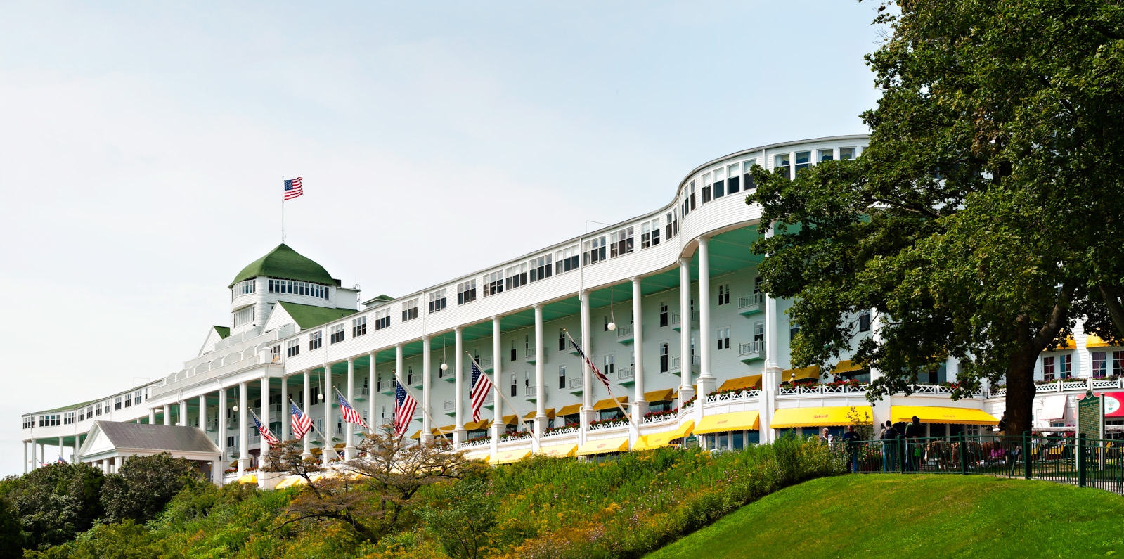 Grand hotel mackinac island michigan images and notes for Grand hotel