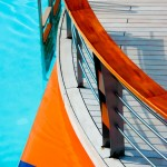 Pool Abstract - Freedom of the Seas