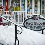 Red Shoes - Ann Arbor, Michigan