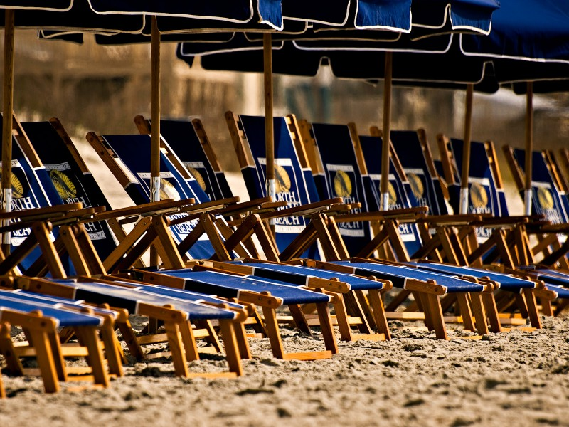 Beach Chairs - North Myrtle Beach, SC