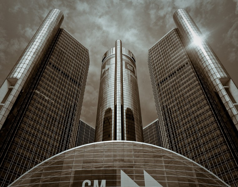 Renaissance Center - Detroit