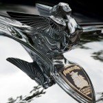 1933 Plymouth Sedan Hood Ornament