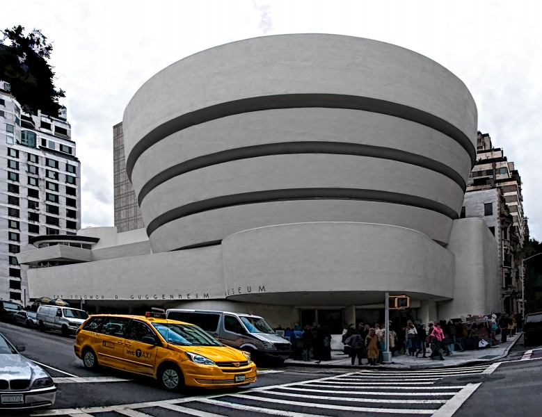 Guggenheim Museum - New York City